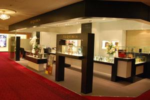 Boutique de cosmétique de luxe Alqvimia à Tokyo