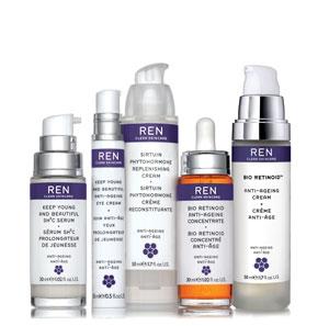 REN anti-ageing natural skincare