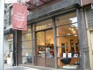 Salon de coiffure bio John Masters Organics