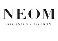 Logo de la marque de soins spa et bougies parfumées bio Neom Luxury Organics