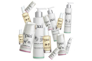 gommage exfoliant bio doux pour peau sensible pai skincare. Black Bedroom Furniture Sets. Home Design Ideas