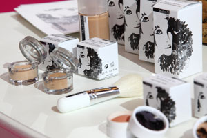 Gamme de maquillage biologique et naturel glamour Studio 78 Paris