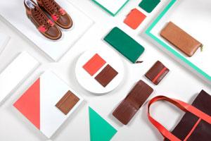 Maroquinerie et chaussures en cuir végétal écologique Veja