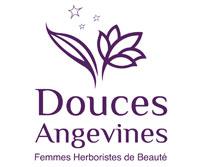 Logo de la marque de cosmétique bio Douces Angevines