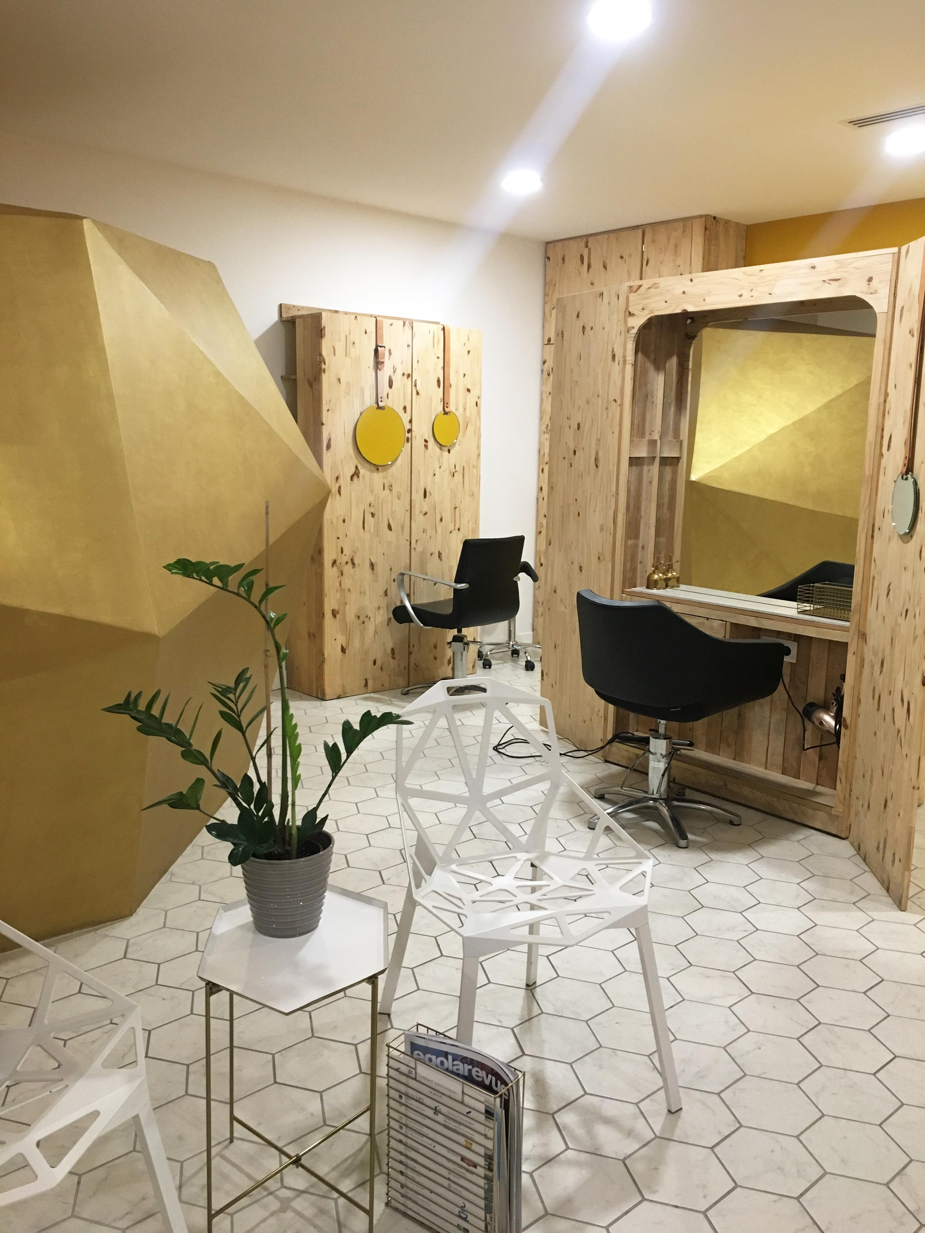Salon De Coiffure Avec Produits Bio Et Vegan à Lyon Centre