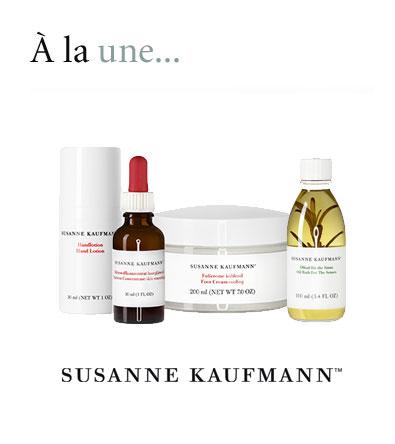 6dad4ee34f8 Marque Beauté bio à la une - Susanne Kaufmann ...