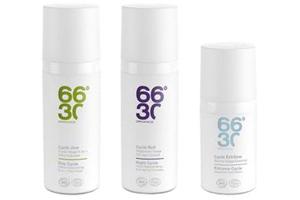 Marque de produits de soin bio pour homme 66°30