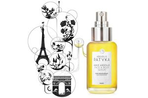 Marque de cosmétique bio Patyka
