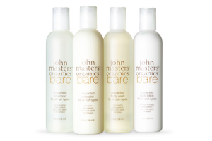 Marque de cosmétique et shampooing bio John Masters Organics