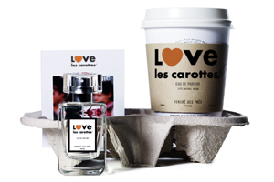 Collection de parfum bio We love New York par Honoré des Prés